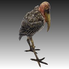 Bergman Cold Painted Vienna Stork