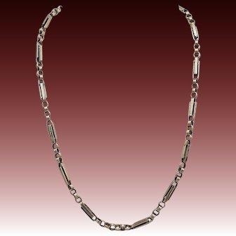 10KT Rose Gold Victorian Necklace