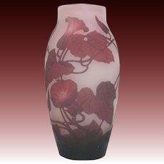 Stunning Arsall Cameo Glass Vase, circa 1900