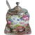 "Royal Winton ""Summertime"" Chintz Covered Jelly Jar"
