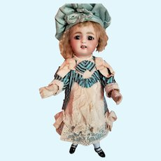 """Artist Made 5"""" Dress for Large  All Bisque Doll"""