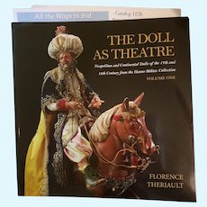 """Theriault's Auction Catalogue """"The Doll as Theatre"""""""