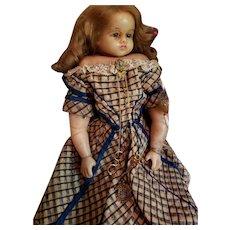 Wonderful Chatelaine for Antique French Fashion