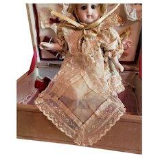 Antique Fine Doll Size Hankie