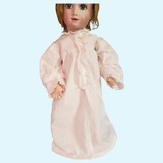 """13"""" Long Nightgown for Antique Doll"""