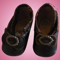 """Size 4 Bru Shoes 2 1/4"""" Long"""