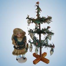 """6 1/2"""" Vintage Christmas Tree"""