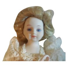 Louis Nichole 1984 Doll Ornament