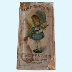 Boxed Set of Palmitine Soap made in Germany