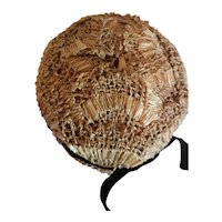 Large Straw Hat to Decorate