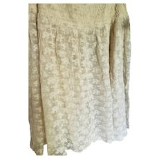 Large Lace Skirt for Doll Clothes