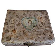 Pretty Dresser Box for Doll Treasures