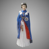 Her Majesty Queen Elizabeth II HN2878 Royal Doulton Artist Signed