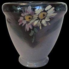 Weller Eocean Small Vase or Pot In Floral Design