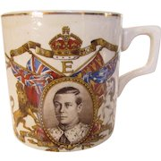 King Edward VIII Commemorative Mug Dated 1937