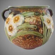 """Roseville Jonquil Pattern 1930 4"""" Vase"""