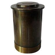 Silvercrest Deco Humidor in Bronze