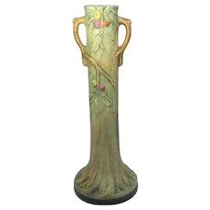 Weller Woodcraft 1920-1933 Vase in Tree Trunk Form