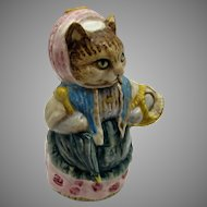 Beatrix Potter Beswick Cousin Ribby With Basket