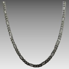 Sterling Silver Classic Chain Made in Italy
