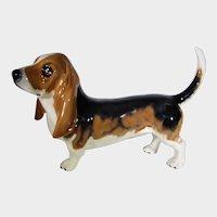 Beswick Basset Hound Figurine