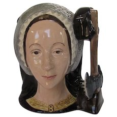 Royal Doulton Anne Boleyn D6644 1975