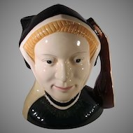 Royal Doulton Jane Seymore D6646 in Black and Gold