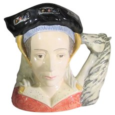 Royal Doulton Anne Of Cleves D6653