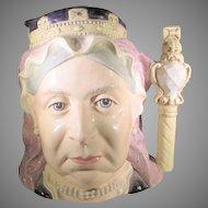 Royal Doulton Queen Victoria D6816