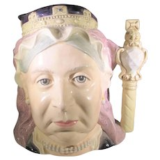 Royal Doulton Queen Victoria D6816