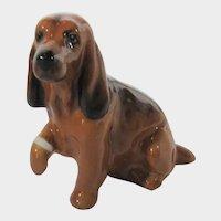Royal Doulton Cocker Spaniel Porcelain Figurine K9  Puppy Paw Boo Boo