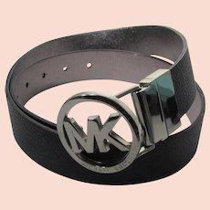 Michael Kors Reversible Leather Belt