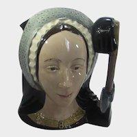 Royal Doulton Anne Boleyn D6644 1975