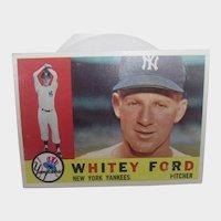 Whitey Ford 1960 Topps #35