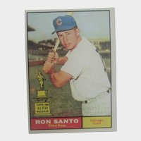 1961 Ron Santo All Star Rookie #35