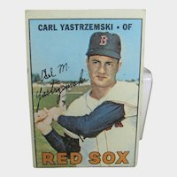 Carl Yastrzemski 1967 Topps #355