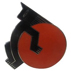 Jerry Leibowitz Guido Brooch for Acme Studio