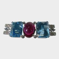 Scasi Crystal Showstopper Pin