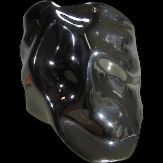 Vintage Alexis Bittar Sterling Silver Modernist Ring
