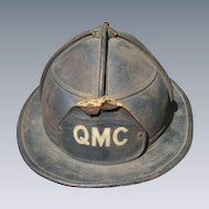 Cairns & Brother Leather Fireman's Helmet