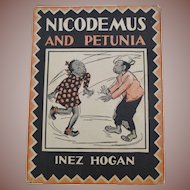 Black Americana Nicodemus And Petunia Children's Book