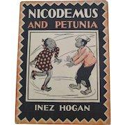 Black Americana Nicodemus And Petunia Children's Book