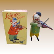 Schuco Wind Up Toy With Box And Key