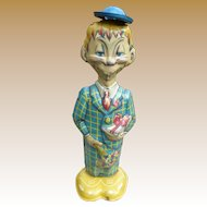 Marx Mortimer Snerd Tin Wind Up Toy