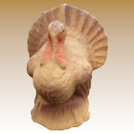 Thanksgiving Turkey Candy Container