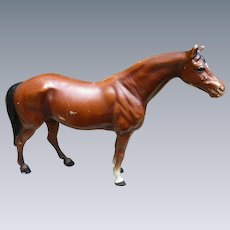 Hubley Cast Iron Horse Doorstop