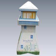 1939 World's Fair Fanny Farmer Candy Container