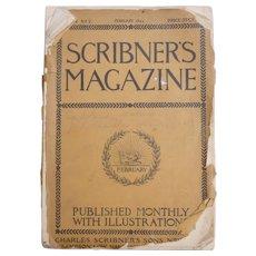 Remarkable 1894 Scribner's Magazine