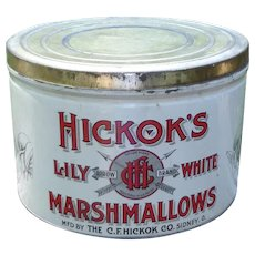 BIG Hickok's Marshmallows Tin