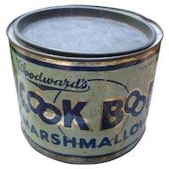 Cook Book Marshmallow Tin